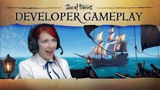 Геймплей Sea of Thieves: «Пиратские олимпийские игры»