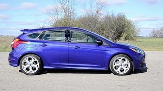 2013 Ford Focus ST - WINDING ROAD POV Test Drive