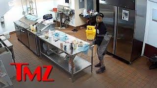 Orlando Brown Caught in the Act Before Burglary Arrest   TMZ