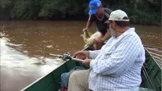 Pescaria Rio Miranda Maio De 2012