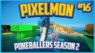 Pixelmon Server Pokeballers Adventure Season 2 Episode 16 - Best Lapras On The Server!