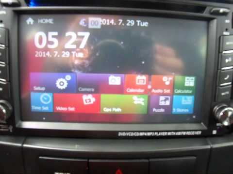 Ouku Windows8 6.2 Inch In-Dash 2Din review