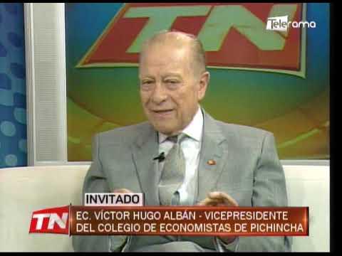 Ec. Víctor Hugo Albán