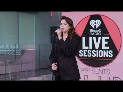 DUA LIPA - I'm Not The Only One (iHeartRadio Live Sessions)