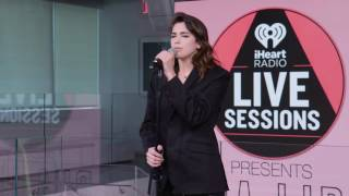 Download Lagu Dua Lipa - I'm Not The Only One (iHeartRadio Live Sessions) Mp3