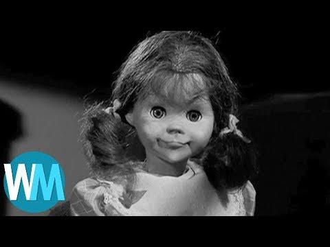 Top 10 Creepiest Twilight Zone Moments