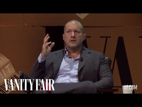 Jeremy Elkin - Apple's head of design speaks with Vanity Fair's Graydon Carter at the New Establishment Summit. Watch Vanity Fair on The Scene: http://thescene.com Subscribe to the all-new Vanity...