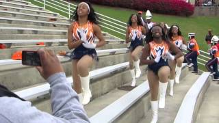 Hampton vs Morgan State Bands November 2013 - YouTube