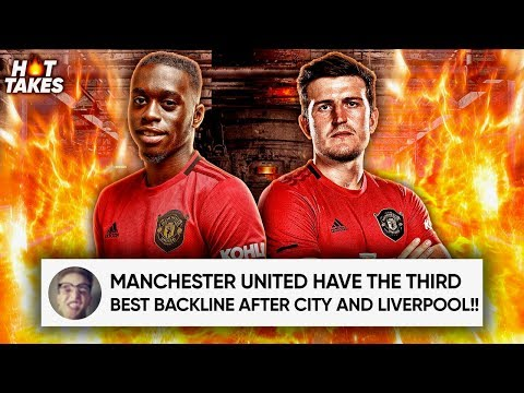 Video: Manchester United Have The Best Defence In The Premier League Because... | #HotTakes