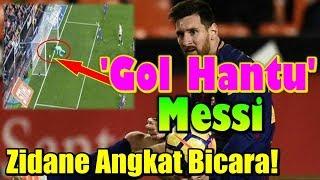 Video 'Gol Ghost' Lionel Messi, Zinedine Zidane Lift Talk! MP3, 3GP, MP4, WEBM, AVI, FLV April 2018