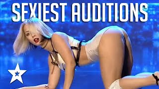 Most Sexiest Audition on Got Talent! 5 Sexy dance auditions that got the judges hot under the collar! What did you think of the ...