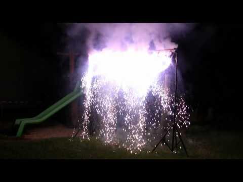 Feuerwerk Sommerfest 31.07.10 Berlin Pankow