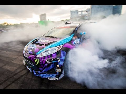 Monster Energy   Ken Blocks Tokyo Experience | Video