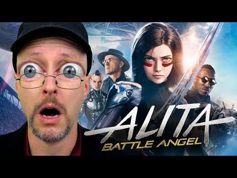 Alita: Battle Angel - Nostalgia Critic