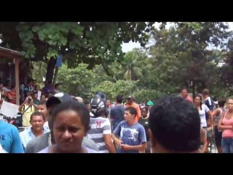 GRANDE CONGRESSO PAUDALHO PROTESTO NA MISTA PARTE 3