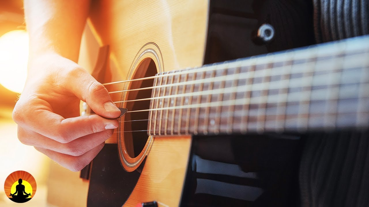 Relaxing Guitar Music, Stress Relief Music, Relax Music, Meditation Music, Instrumental Music, ☯3308
