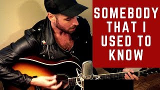 Gotye - Somebody That I Used To Know (feat. Kimbra) (cover)