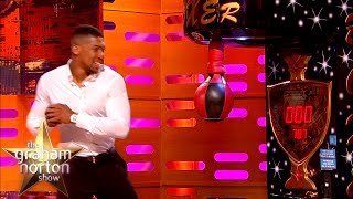 Video Anthony Joshua DESTROYS Punching Bag Record! | The Graham Norton Show MP3, 3GP, MP4, WEBM, AVI, FLV Februari 2019