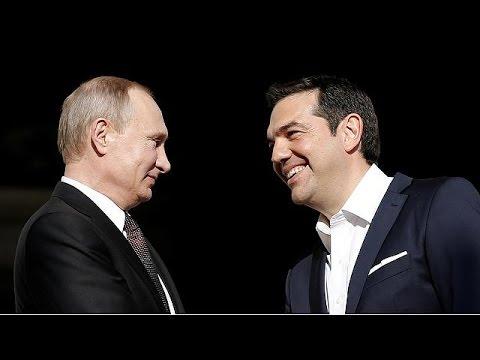 Τσίπρας: «Στρατηγική επιλογή της Ελλάδας η συνεργασία με τη Ρωσία»