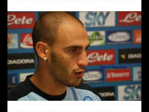 Reseña de Cannavaro en el Nápoli