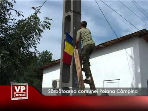 Sărbătoarea comunei Poiana Câmpina