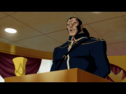 Hello! I'm Vandal Savage!