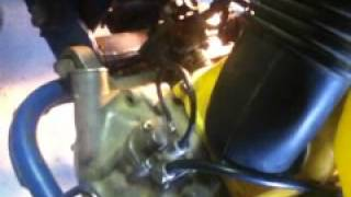 8. How to remove the carburetor on an lt80 / kfx80