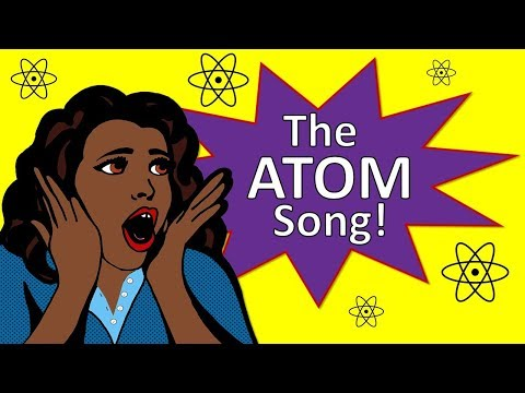 The Atom Song   Protons Neutrons Electrons for Kids   Silly School Songs