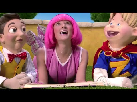 LAZY TOWN MEME THROWBACK | Story Time | Lazy Town Songs for Kids