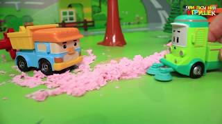 На нашем канале #Приключения игрушек вы всегда увидите новые интересные мультфильмы для детей видео с игрушками мультики про машинки новые серии мультфильмов с игрушками Маша и Медведь игрушками Свинка Пеппа и Щенячий Патруль, а также Герои в масках, а еще мультики про машинки компании плеймобил. Мы очень стараемся, чтобы #новые серии и новинки на нашем канале всегда были интересными и развивающими #видео для детей.Подписывайтесь на канал Приключения Игрушек и каждый день смотрите новые мультики https://www.youtube.com/channel/UCDZDmXlVV8wjuRSksAoFrNQ?sub_confirmation=1