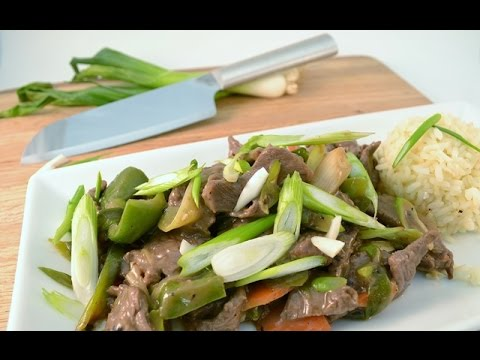 How to Make Mongolian Beef – Beef & Stir Fry Recipe| RadaCutlery.com
