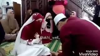 Indah nya pacaran setelah nikah 😘😘