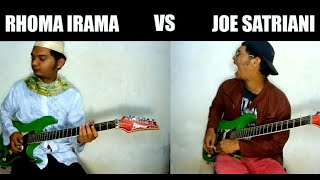 Video RHOMA IRAMA VS JOE SATRIANI MP3, 3GP, MP4, WEBM, AVI, FLV Juni 2018