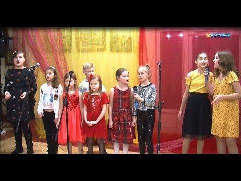 Koncert podsumowujący warsztaty wokalne w Domu Kultury we Włoszczowie
