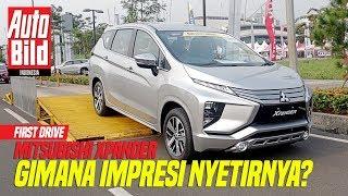 Video Mitsubishi Xpander | First Drive Review | Auto Bild Indonesia MP3, 3GP, MP4, WEBM, AVI, FLV Oktober 2017