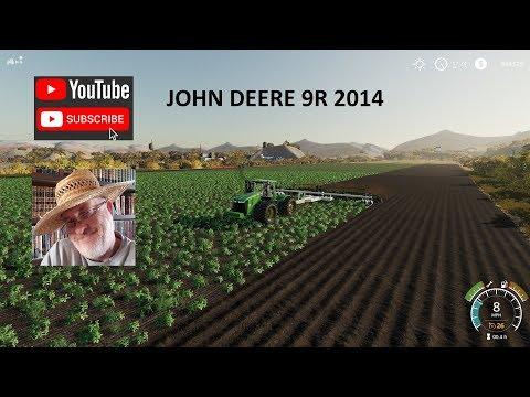 John Deere 9R 2014 series v1.0.0.0