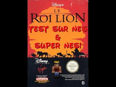 le roi lion rom snes