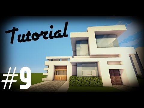 Casas modernas minecraft videos videos relacionados for Como aser una casa moderna y grande en minecraft