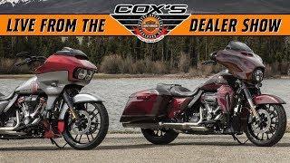 5. 2019 Harley-Davidson CVO Lineup First Look! FLHTKSE FLTRXSE FLHXSE Street Glide Road Glide Limited