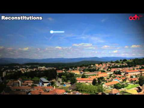 Vidéo d'un Ovni sur Belfort