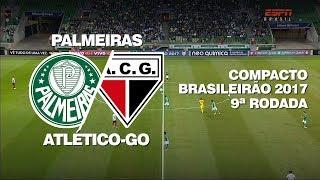 CAMPEONATO BRASILEIRO 20179ª RodadaAllianz Parque, São Paulo, São PauloNarração: Cledi OliveiraImagens; ESPN Brasil
