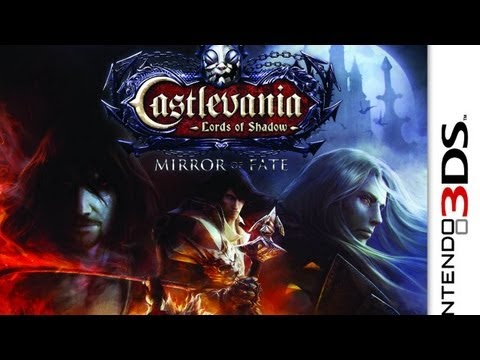 CGR Undertow - CASTLEVANIA: LORDS OF SHADOW - MIRROR OF FATE review for Nintendo 3DS