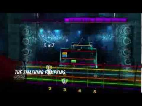 """Learn to play """"Disarm"""" by The Smashing Pumpkins on guitar or bass using Rocksmith"""