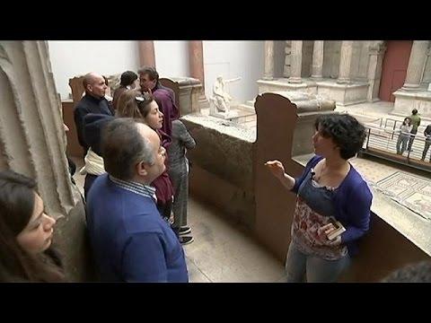 Γερμανία: Δωρεάν ξεναγήσεις προσφύγων σε μουσεία του Βερολίνου