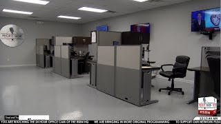 LIVE: RSBN 24-Hour Office Cam 1/13/16