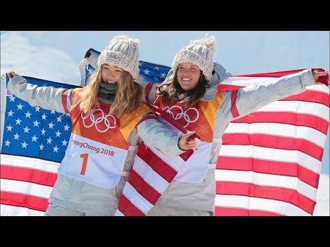 Winter Olympics: Tuesday, Feb. 13, Recap | Los Angeles Times (видео)