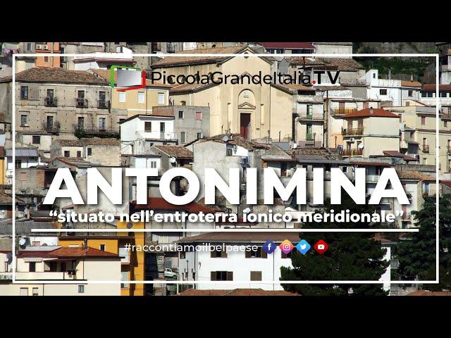 Antonimina – Piccola grande Italia