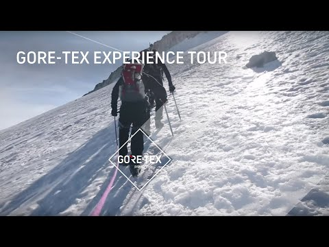 GORE-TEX® Experience Tour: An all womens' project: Share tips and tricks with Edurne Pasaban