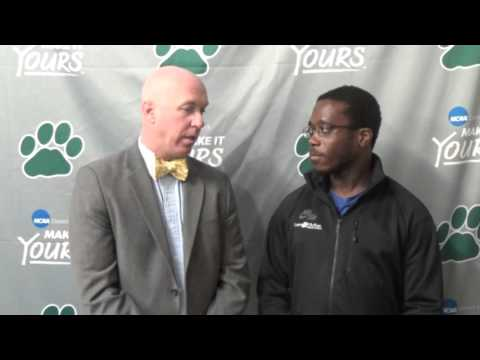 LMC Track & Field Athlete Christian Lloyd Speaks on BHM and T&F Championships