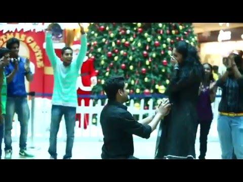 Video Kerala's First Flash Mob Proposal download in MP3, 3GP, MP4, WEBM, AVI, FLV January 2017